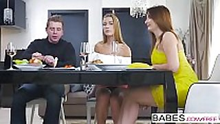 Babes - step mamma lessons - everything goes starr...