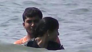 Goa washroom romance