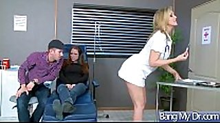 Sex adventures betwixt doctor and lewd patient...