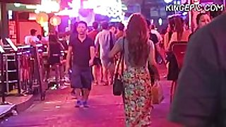 Bangkok nightlife - sexy thai cuties & t-girls (...