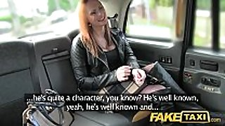 Fake taxi fortunate cabby acquires large natural milk cans