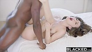 Blacked youthful intern starts a sexy arrangement w...