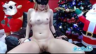 Teen stepsister with three love titties tries to squirt aft...