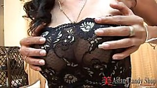 Thai concupiscent white amateur wife minta oral pleasure