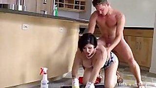 Dona de casa com trabalho supplementary