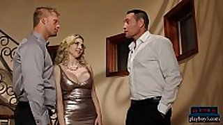 Wife copulates a politician to aid her husbands ca...