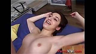 Arab nymphomaniac can not live out of being drilled by a stra...