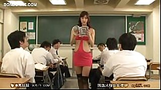 Horny teacher entice student 01