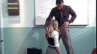 Kagney linn karter slutty for italian teacher's ...