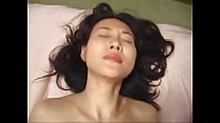 Japanese mommy with a stud from sluttymilf69.com