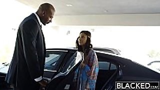 Blacked 1st interracial for rich arab sexually excited hotwife ja...
