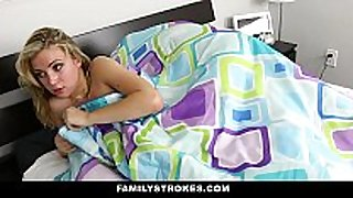 Familystrokes - dad fucks step daughter each...