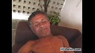 Young latin dark pecker harlots with a messy old dude
