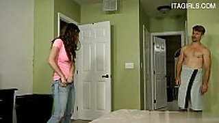 Molly jane in brutal step daughter face gap fucking