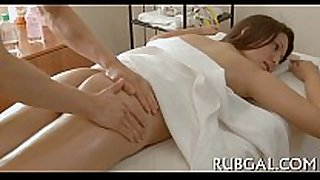 Sexy sex and massage receive mixed
