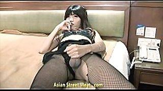 Asian arse fuck tienanal