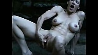 Mature stripped whore squirting outdoor. amateur older