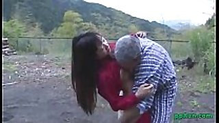 Asian ribald wench slutwife getting her twat licked and fucked ...