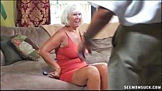 Granny irrumation
