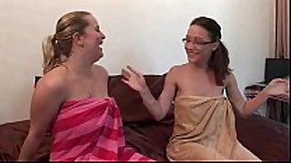 Two young amateurs french honeys with valuable boo...