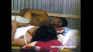 Desi aunty homemade fuck with husband