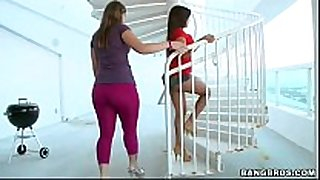 Jynx maze and roxi texas part two