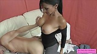 Sex therapist jasmine shy part 1 pegging