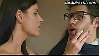 Bf caught her slutwife fucking her stepmom in the b...