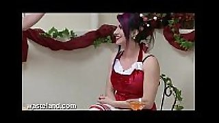 Wasteland slavery sex clip - christmas in spring