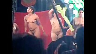 Andhra undressed dance బోసి డాన్à°...