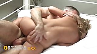 Orgasms feelings of real passion experienced in...