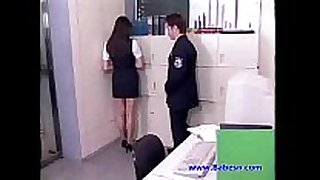 Office white wife 3