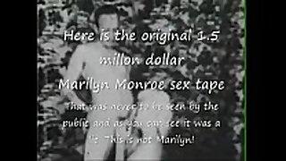 Marilyn monroe original 1.5 million dollar sex ...