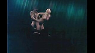 Live couple sexshow in casa rosso in the amster...