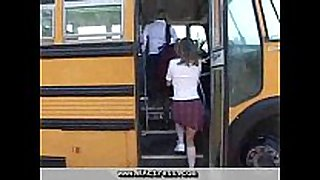 School bus cuties legal age teenager sex