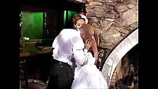 Sexy bride hawt anal sex