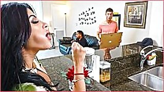 Bangbros - kitty caprice gets her latin large butt...
