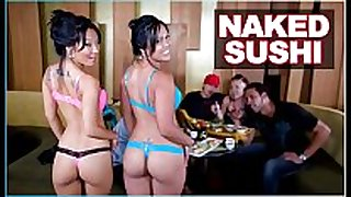 Bangbros - nude sushi with oriental pornstar asa ...