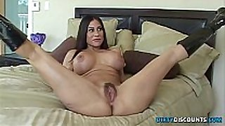 Assfucked lascivious white BBC slut cheats on her spouse