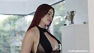 Milfjar.com: redhead bbw skyla novea like large c...