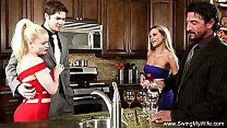 Wife peaches acquires drilled by a stranger